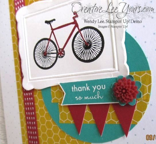 August 2013 Pedal Praise Paper Pumpkin Kit