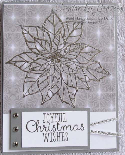 Joyful Christmas full card