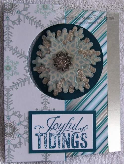 Festive Flurries full card