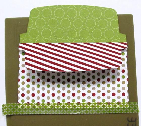 adhere envelopes