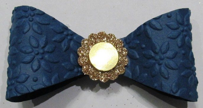 bow with center