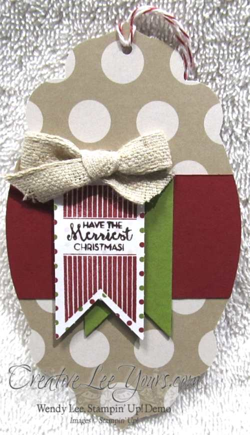 SU pop & place gift tag-apothecary accents