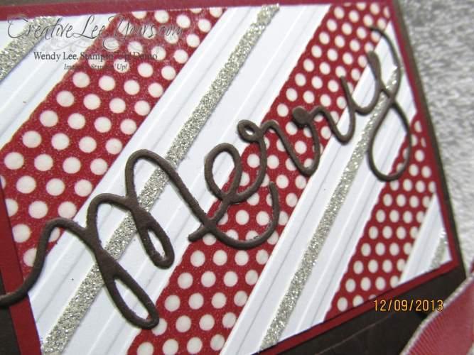 Expressions Framelits Gift Card Holder