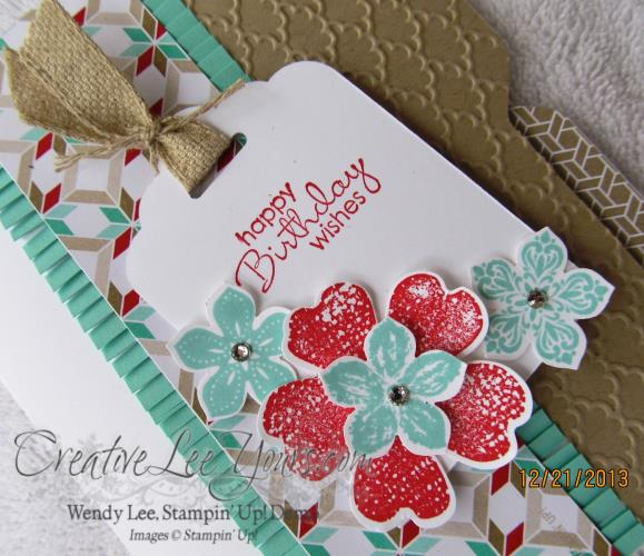 Mini File Folder Card