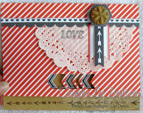 Jan 2014 paper pumpkin love notes kit