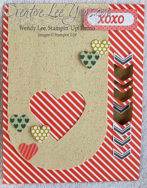 Jan 2014 paper pumpkin love notes kit