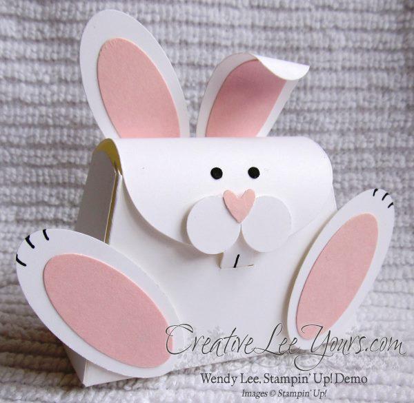 Petite Purse die Bunny