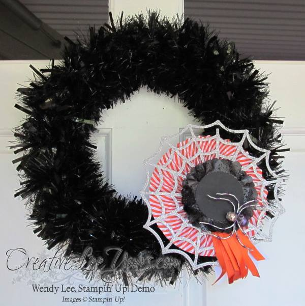 frightful wreath option