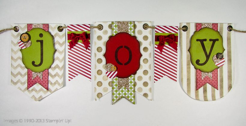 joy embellishment kit