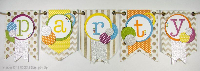 party embellishment kit