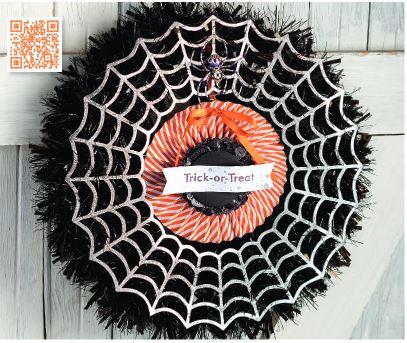 frightful wreath
