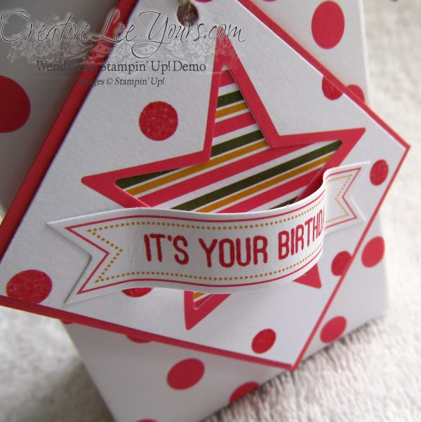August 2014 Paper Pumpkin Kit - Simply Amazing Birthday