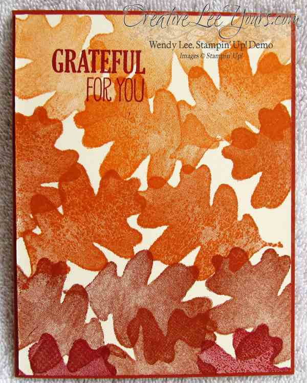 for all things grateful for you
