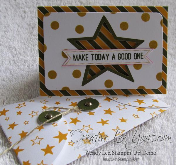 August 2014 Paper Pumpkin Kit - Simply Amazing