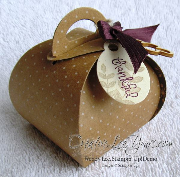 curvy keepsake die, thankful, SU, good greetings