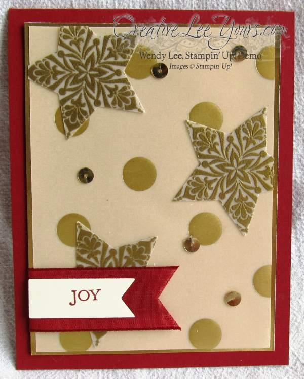 Merry & Bright Joy by Wendy Lee