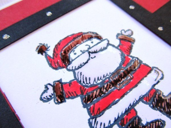 creativeleeyours, get your santa on, christmas