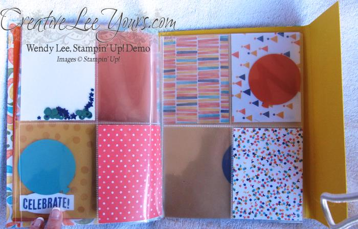 Leadership 2015 Roomie Gifts by Wendy Lee, #creativeleeyours, Stampin' Up!, Scrapbooking, memory Keeping