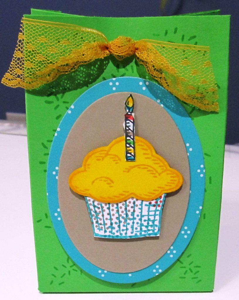 Sprinkles of life gift bag by Belinda Rodgers, #creativeleeyours, diemonds team meeting, stampin' up!, RMHC