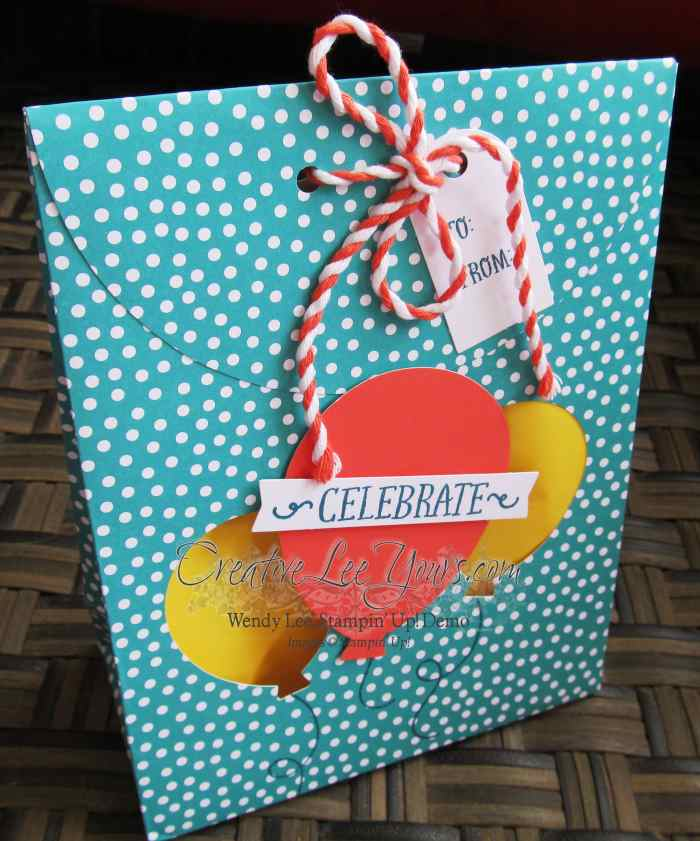 May 2015 Birthday Bundle Paper Pumpkin by Wendy Lee, #creativeleeyours, Stampin' Up!, Birthday card