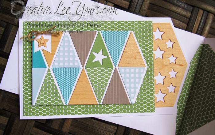 June 2015 Paper Pumpkin Happy Thoughts by Wendy Lee, #creativeleeyours, Stampin' Up!, Happy Thoughts card