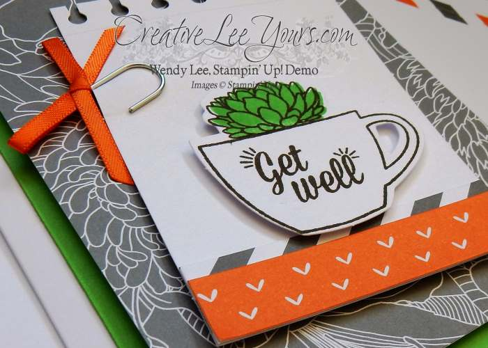 July Paper Pumpkin Kit- Thanks A Latte by Wendy Lee, @creativeleeyours, Stampin' Up!