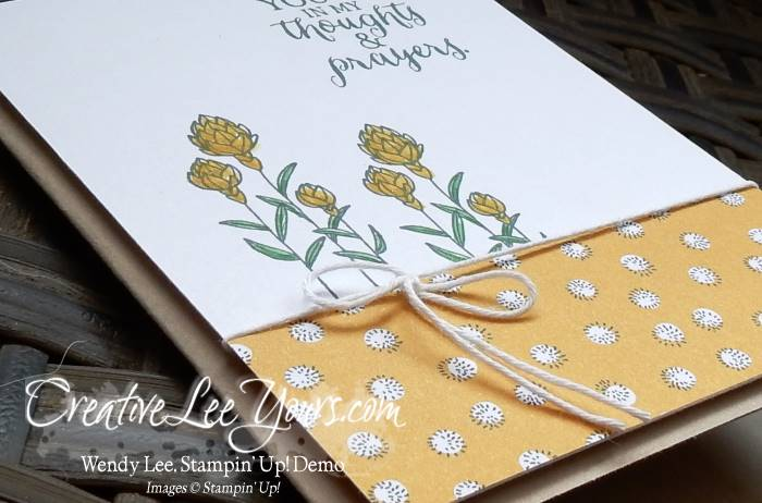 flowering fields by wendy lee, #creativeleeyours, Stampin' Up!, Sale-a-Bration 2016, Diemonds team meeting
