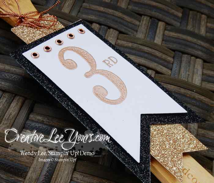 Chili Cookoff Prizes by Wendy Lee, #creativeleeyours, Stampin' Up!