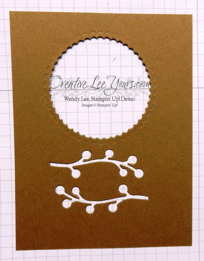 Just a Note Shadow Stamping by Wendy Lee, Stampin Up, Flourishing Phrases stamp set, Flourish Thinlits, Layering Circles Framelits, #creativeleeyours, Hand Made Cards, September 2016 FMN class