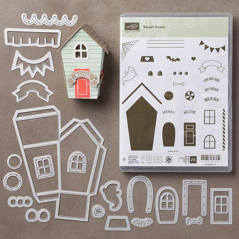 home-sweet-home-bundle, Stampin Up, #creativeleeyours