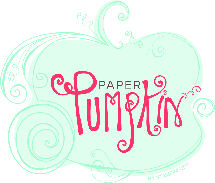 Paper Pumpkin Logo, Stampin Up, #creativeleeyours, wendy lee