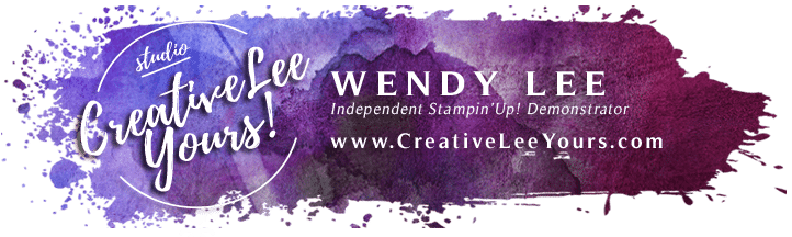 Wendy Lee, CreativeLeeYours.com