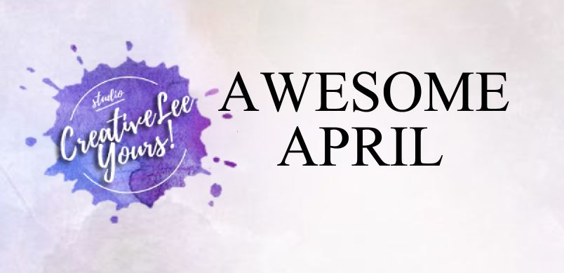 Awesome April with Wendy lee, Stampin Up, #creativeleeyours, creatively yours, retired products, promotions