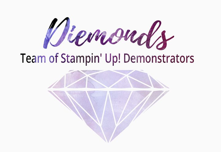 DiemondsTeam, Stampin Up,#creativeleeyours, creatively yours, creative-lee yours, SU, business opportunity, make extra money, DIY, paper craft, swap, get products early, team logo, fellowship