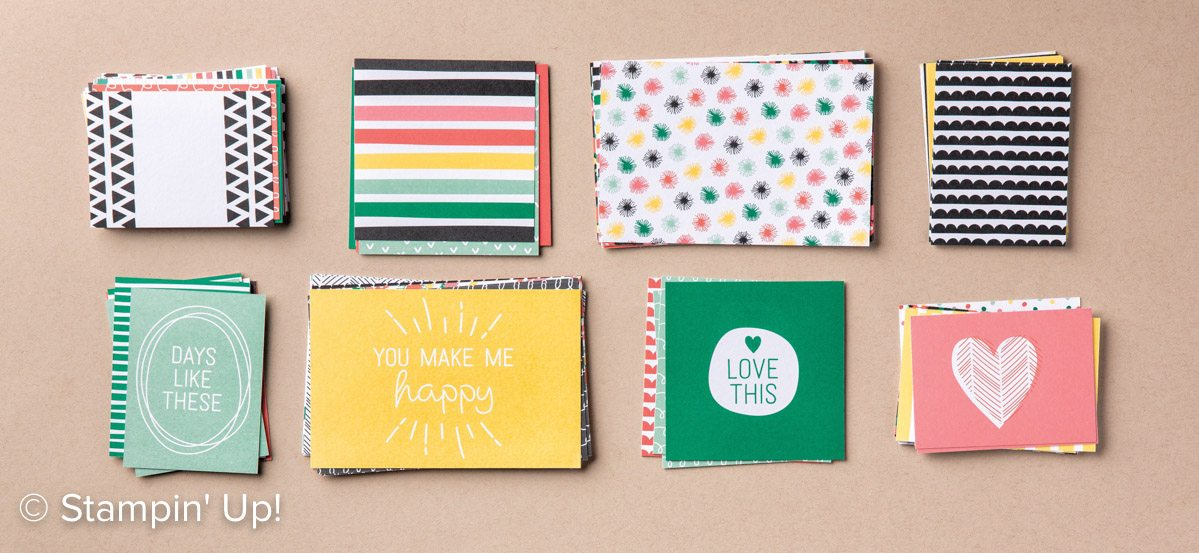 Celebrate Every Day Project Life Card Collection and Accessory Pack, stampin up, #creativeleeyours, creatively yours, wendy lee