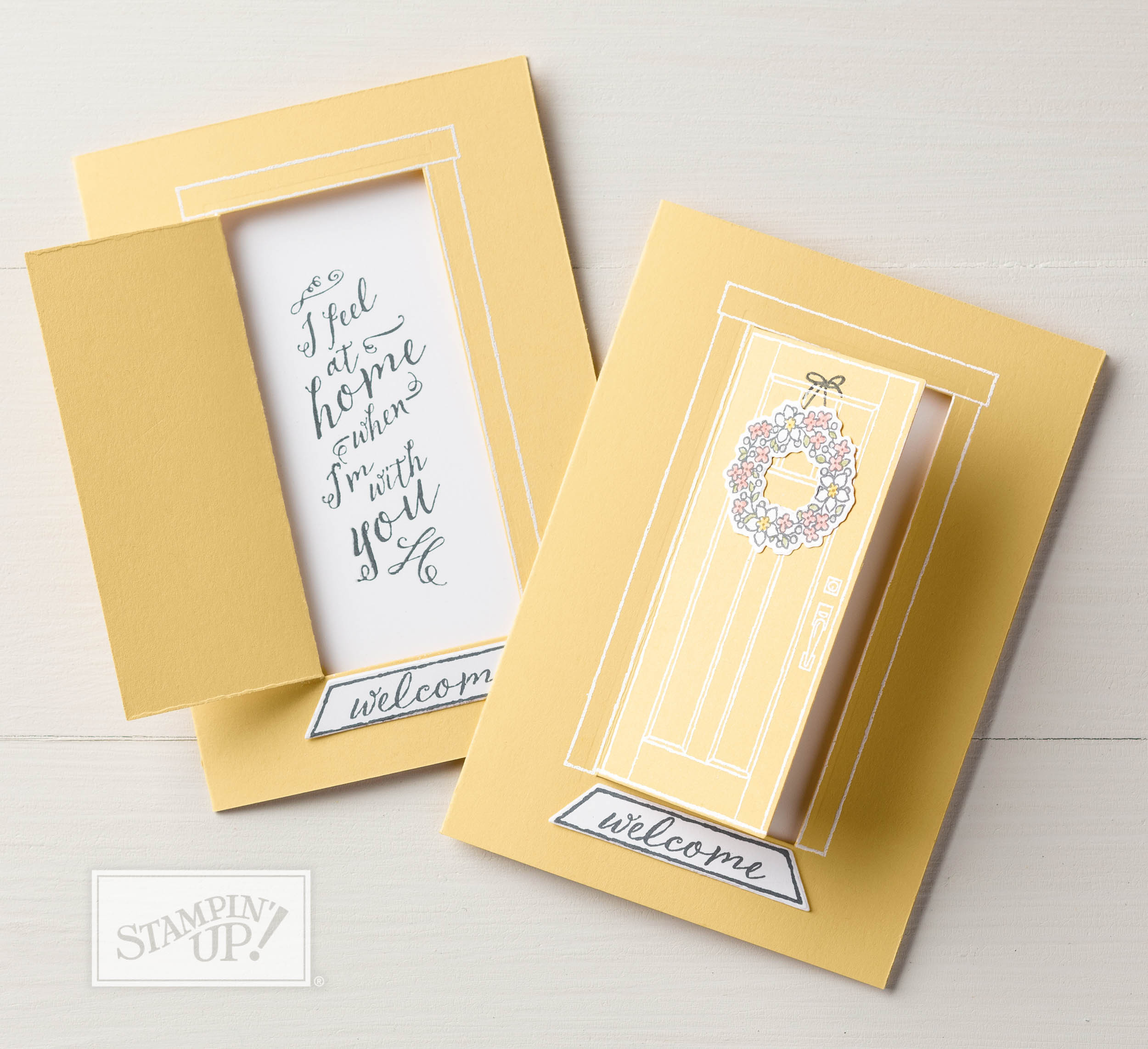 At Home with You Bundle, Stampin Up, #creativeleeyours, wendy lee, video, rubber stamps, stamping, handmade card