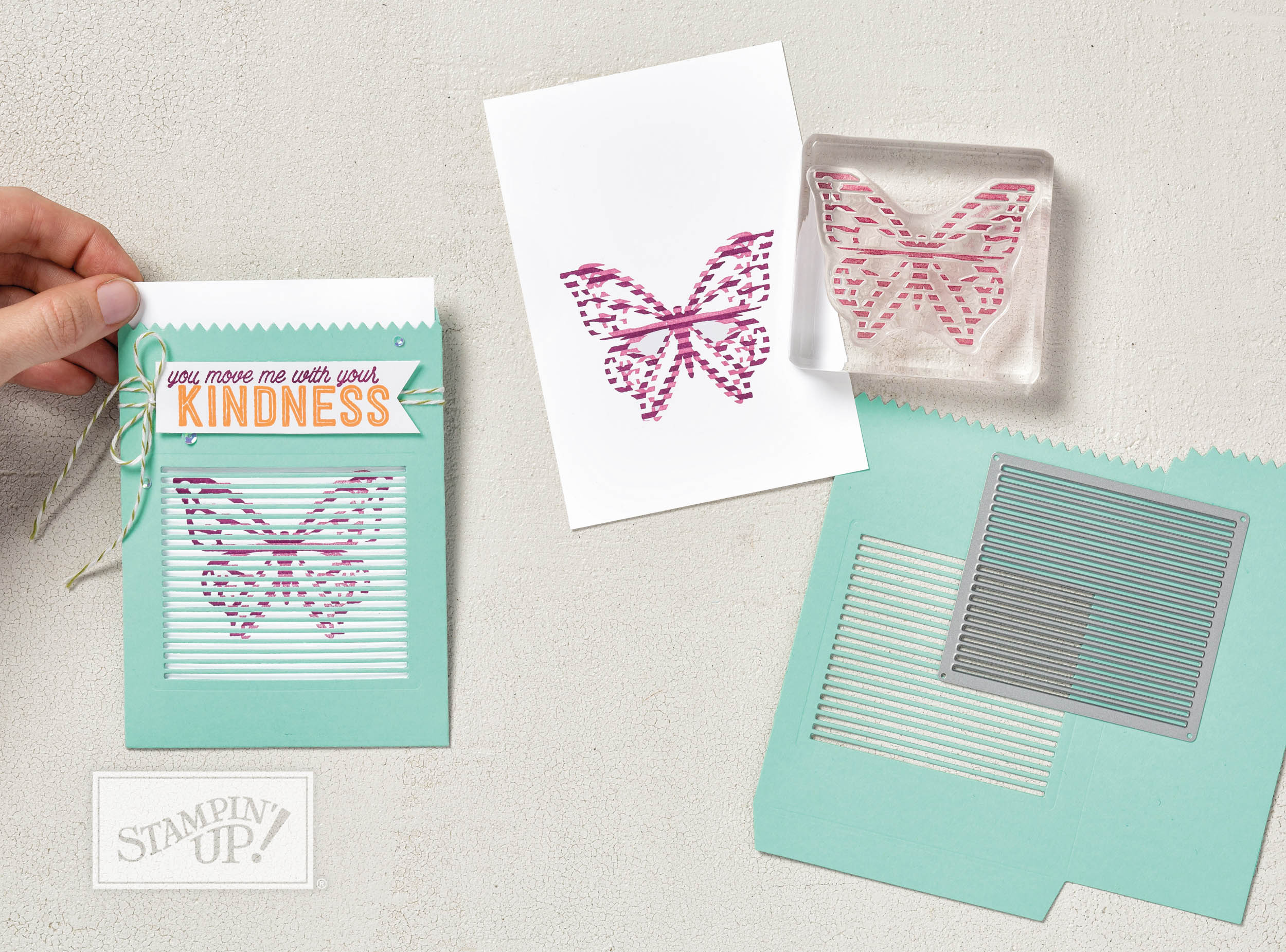 you move me bundle by stampin up, wendy lee, #creativeleeyours, you move me stamp set, move me thinlits, rubber stamps, stamping, big shot, hand made card, moving card