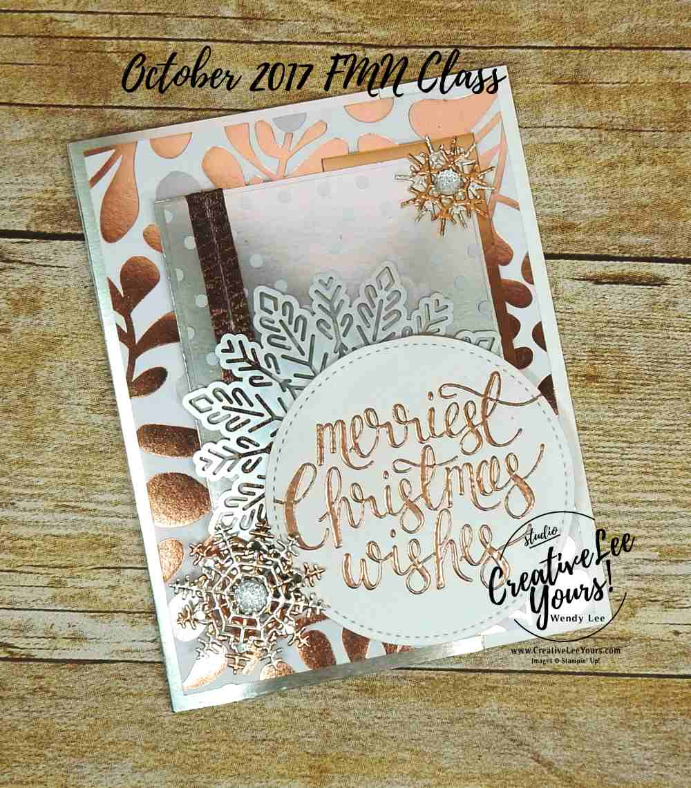 Christmas Wishes by wendy lee, stampin up, #creativeleeyours, creatively yours, stamping, hand made, holiday cards, christmas cards,watercolor christmas stamp set, christmas pines stamp set, stitched shapes framelits,seasonal layers thinlits,FMN card class,rubber stamps