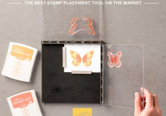 Stamparatus with wendy lee, stampin up, stamp positioning tool, placement tool, #creativeleeyours,stamping, easy placement, creatively yours, misti