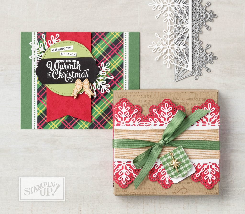 2020 Let S Glow Crazy Theme Kit: Snowflake Sentiments Bundle Video By Stampin' Up