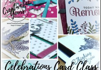 celebrations card class by Wendy lee,stampin up,stamping, handmade,occasions, fast and easy,technique,beginner class,#creativeleeyours,creatively yours,SAB,sale-a-bration,heartfelt blooms,background stamping,mixed medallions card kit, beautiful peacock stamp set, masking, burnishing, lots of lavender stamp set,2-step stamping, shimmer ribbon,sweet soiree,memories & more,epic celebrations stamp set,party pandas stamp set, spinner card, amazing you stamp set, celebrate you thinklits,stamping off,rock-n-roll, fussy cutting