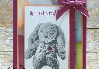 Bunny Birthday by Wendy Lee,stampin up,stamping,handmade, rubber stamps, birthday card, #creativeleeyours, creatively yours, kids card, sweet little something stamp set, special celebrations stamp set