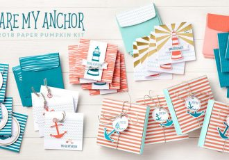 Nautical, summer celebration, masculine, April 2018 You Are My Anchor Paper Pumpkin Kit by wendy lee, stampin up, handmade cards, rubber stamps, stamping, kit, subscription, thank you, congrats, friend, #creativeleeyours,creatively yours,creative-lee yours,SU, SU cards