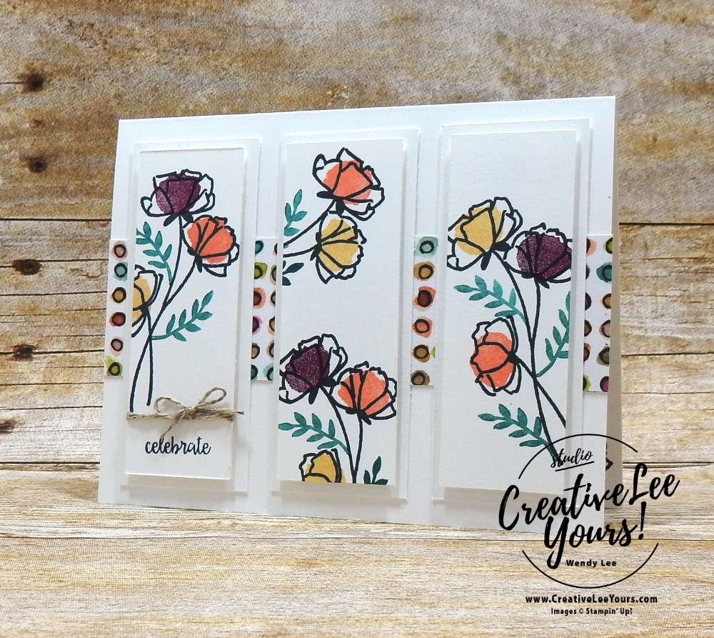 Go For Greece blog hop, kylie bertucci, cardmaking, handmade card, rubber stamps, stamping, stampin up, wendy Lee, #creativeleeyours, creatively yours, creative-lee yours, SU, SU cards, incentive trip,  love what you do stamp set, share what you love, promotion, birthday