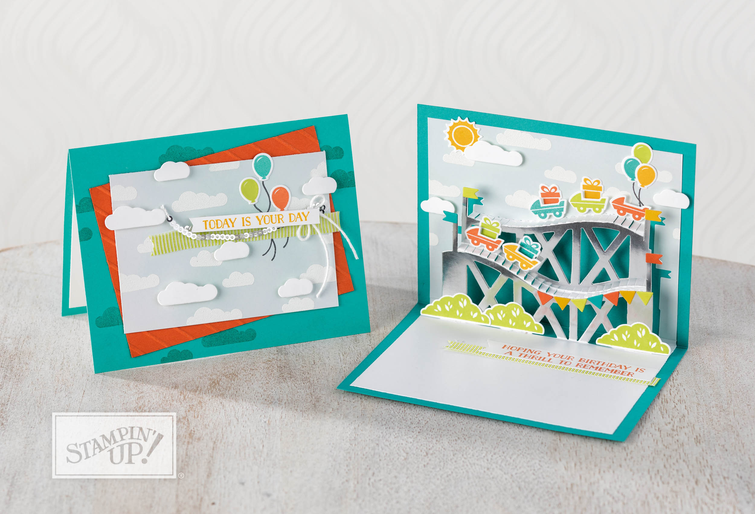 Let the Good Times Roll Bundle Video, wendy lee, stampin up, handmade, stamping, #creativeleeyours, creatively yours, creative-lee yours, Let the good times roll stamp set, 3D interactive card, #makeacardsendacard, SU, pop up card