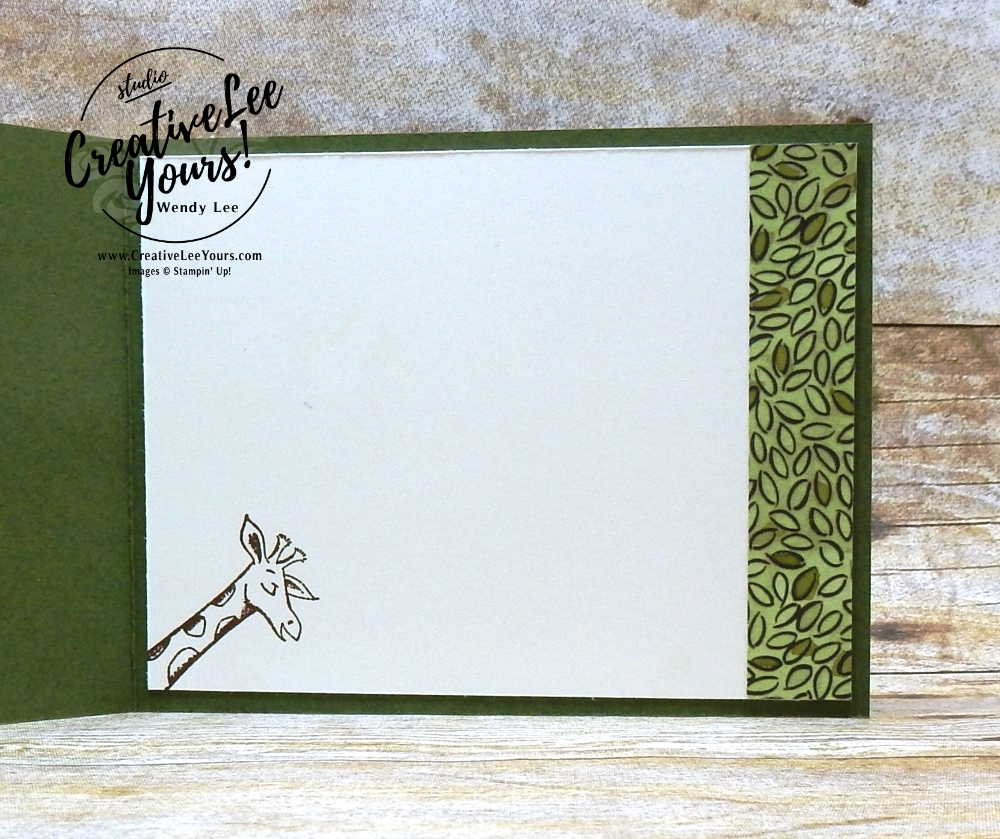 Thank You Big Time By Wendy Lee Stampin Up Stamping Handmade Card