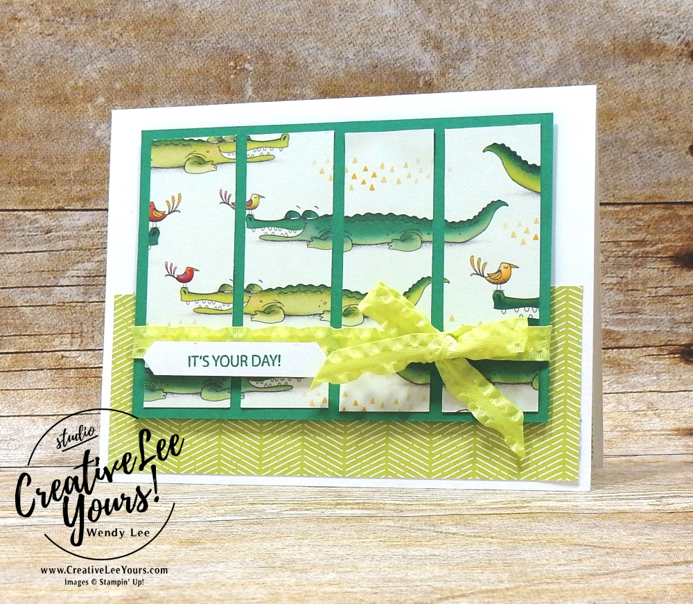 June 2018 Broadway star Paper Pumpkin Kit ,wendy lee, stampin up, handmade cards, rubber stamps, stamping, kit, subscription, #creativeleeyours, creatively yours, creative-lee yours, birthday, friend, masculine, 50 off promotion. July 2018 FMN class, bonus card