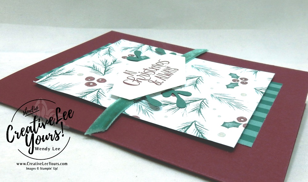 At Christmas-Printable Tutorial - Creativelee Yours