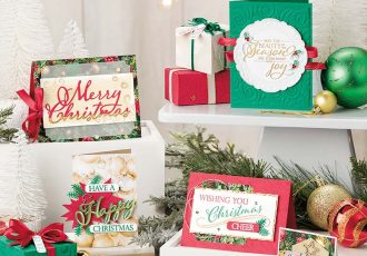Merry Christmas to All Bundle, Stampin' Up!, Video, Wendy Lee, #creativeleeyours, hand made, stamping, SU, creatively yours, creative-lee yours, product tips, paper crafting, DIY, christmas, holiday, winter, place cards