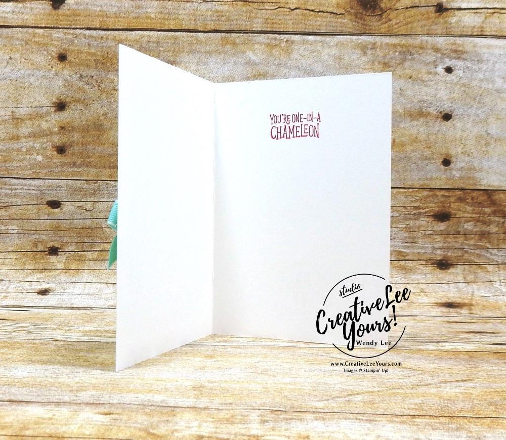 January 2019 Be Mine Valentine Paper Pumpkin Kit by wendy lee, stampin up, handmade cards, rubber stamps, stamping, kit, subscription, #creativeleeyours, creatively yours, creative-lee yours, love, anniversary, alternate, bonus tutorial, fast & easy, DIY, #simplestamping, chameleon, kangaroo, rhino, giraffee, animal